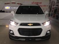 Bán xe Chevrolet Captiva mới 100% giao xe ngay, hỗ trợ vay trả góp 80% lãi suất thấp