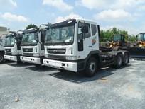 Bán xe đầu kéo Daewoo nhập khẩu 2 cầu 66 Tấn 340Ps - 420Ps giao ngay đại lý xe Daewoo Chính hãng
