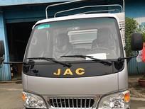 Bán JAC HFC 2.4T 2016, màu bạc, giá tốt- bán xe tải jac 2.4 Tấn trả góp
