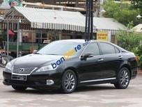 Cần bán gấp Lexus ES 350 đời 2010, màu đen, xe nhập