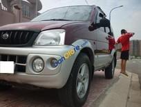 Cần bán gấp Daihatsu Terios đời 2003, nhập khẩu chính chủ, 263 triệu
