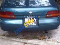 Tôi cần bán Nissan Altima đời 1997 xe gia đình