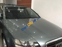 Bán Audi A6 2.0AT đời 2009, màu xám, nhập khẩu chính hãng số tự động