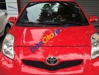 Cần bán gấp Toyota Yaris AT 2011, màu đỏ, 545 triệu