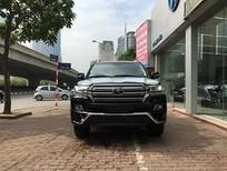 Bán xe Toyota Land Cruiser 4.6 VXS 2016, màu đen, nhập khẩu nguyên chiếc
