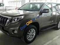 Toyota Bến Thành bán ô tô Toyota Land Cruiser Prado năm 2016, màu xám, xe nhập
