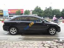 Bán ô tô Honda Civic 1.8 đời 2008, màu đen, 426 triệu
