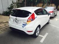 Cần bán lại xe Ford Fiesta S 1.6 AT 2012, màu trắng như mới, 479tr