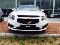 Cần bán Chevrolet Cruze 2016 hộp số sàn mới, giá niêm yết 572 triệu đảm bảo cho khách hàng giá tốt nhất
