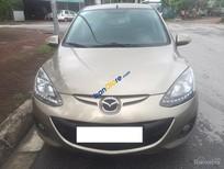 Cần bán Mazda 2 S sản xuất 2014, màu vàng, giá tốt