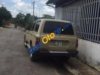 Cần bán Toyota Land Cruiser đời 2011, màu vàng