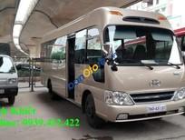 Xe khách Hyundai County Tracomeco thân/ ngắn - thiết kế mới nhất
