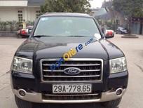 Mình cần bán ô tô Ford Everest MT đời 2007, màu đen đã đi 80000 km, 468 triệu
