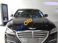 Cần bán Hyundai Genesis 3.8 đời 2016, màu đen, xe nhập, xe mới