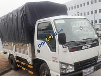Bán xe tải Isuzu 1.4 tấn thùng mui bạt