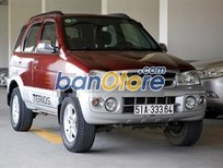 Bán Daihatsu Terios 4x4 2006, màu đỏ
