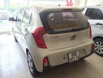 Bán ô tô Kia Morning 1.0 2016, màu kem (be), nhập khẩu chính hãng giá 338tr