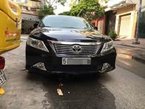 Cần bán gấp Toyota Camry 2.5G 2014, màu đen