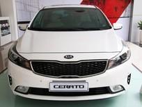 Bán Kia Cerato 1.6 AT sản xuất 2016, màu trắng tại Đồng Nai giá 636tr. NGÂN HÀNG HỖ TRỢ ĐẾN 80%