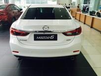 Bán ô tô Mazda 6 2.0 2016, màu trắng, 965tr
