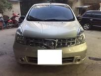 Cần bán gấp Nissan Livina 1.8 AT màu cát  2010, 465 triệu