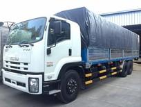 Cần bán Isuzu FVM 34T đời 2016, màu trắng, xe nhập