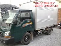 Bán xe tải Thaco Kia tải trọng chuyên chở 0,99 tấn ; 1,25 tấn và 1,9 tấn chạy trong thành phố được ,hỗ trợ mua trả gốp