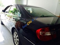 Bán ô tô Toyota Camry 3.0V đời 2004, màu đen
