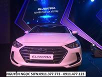 Cần bán xe Hyundai Elantra mới 2016, màu trắng, nhập khẩu, 585 triệu