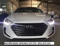 Bán xe Hyundai Elantra mới 2016, màu trắng, nhập khẩu nguyên chiếc, giá 585tr