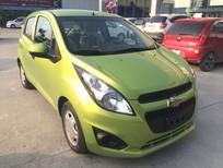Bán Chevrolet Spark Duo 2016, màu xanh lục, trả góp lãi suất tốt