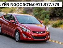 Bán ô tô Hyundai Elantra mới 2016, màu đỏ, nhập khẩu nguyên chiếc, giá 595 triệu, khuyến mãi 20 triệu