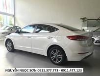 Bán ô tô Hyundai Elantra mới 2016, màu trắng, nhập khẩu chính hãng, giá 595 triệu, khuyến mãi 20 triệu
