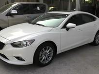 Mazda 6 đời 2016 chính hãng, giá tốt, nhiều ưu đãi hấp dẫn lên đến 100 triệu tại Mazda Long Biên
