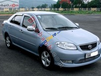 Xe Toyota Vios G đời 2003, màu bạc, giá chỉ 238 triệu