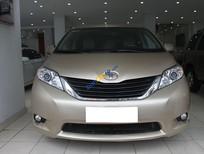 Bán ô tô Toyota Sienna 2.7L năm 2011, màu ghi vàng, nhập khẩu chính hãng