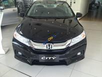 Cần bán Honda City 1.5 CVT đời 2016, màu đen