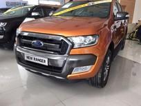 Cần bán xe Ford Ranger Wildtrak 3.2 2016, nhập khẩu nguyên chiếc, giá 865tr