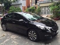 Bán xe Kia K3 2.0AT 2014, màu đen full options
