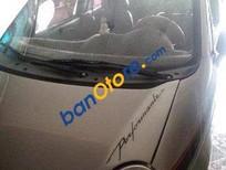Tôi bán Daewoo Matiz MT sản xuất 2003, màu trắng số sàn, giá chỉ 100.5 triệu