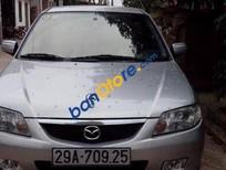 Bán xe Mazda 323 MT sản xuất 2002, màu xám, giá 275 triệu