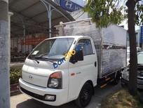 Bán xe tải Hyundai Porter 1 tấn nhập khẩu H100 màu Trắng/Xanh, giá tốt