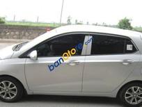 Bán xe cũ Hyundai i10 MT đời 2014, màu bạc, giá tốt