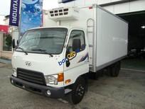 Bán xe tải đông lạnh Hyundai 3,5 tấn HD72 nhập khẩu, giá xe tải HD72 rẻ nhất