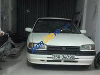 Bán Mazda 323 MT sản xuất 1995, màu trắng, giá tốt
