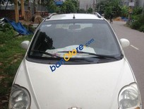 Bán xe Chevrolet Spark MT đời 2009, màu trắng, giá tốt