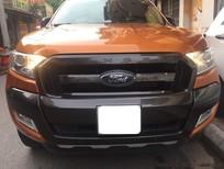 Cần bán Ford Ranger Wiltrak 3.2 bản  full 2016  nhập khẩu xe đẹp như mới
