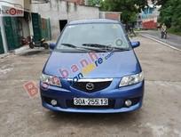 Bán Mazda Premacy 1.8AT đời 2002, màu xanh lam chính chủ