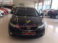 Cần bán xe Kia Forte SLI đời 2009, màu đen, nhập khẩu, giá tốt