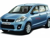 Cần bán Suzuki Ertiga 2016, màu xanh lam, nhập khẩu chính hãng giá cạnh tranh
